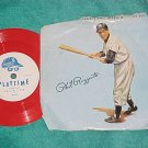 "6"" Red 78 w/PS--PLAYTIME--PHIL RIZZUTO--Columbia PV-801"