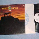HARVEY MASON-EARTH MOVER--NM 1976 WL Promo LP on Arista