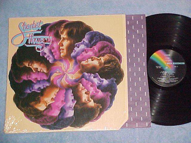SHERBET--HOWZAT!--NM in shrink 1976 LP-Australian Group