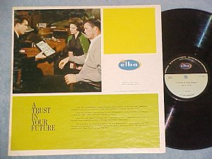 Elba Systems Corp.: A Trust In Your Future--1964 LP