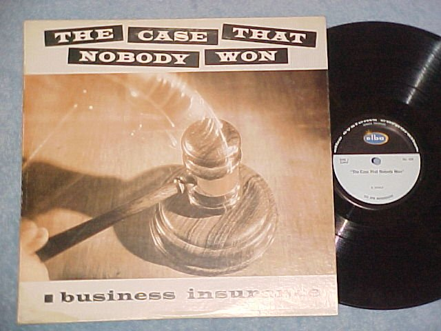 Elba Systems Corp.: The Case That Nobody Won--1960 LP