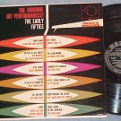 ORIGINAL HIT PERFORMANCES--EARLY FIFTIES--LP-Bill Haley