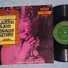 "SHANGHAI GESTURE--10"" 1950 Soundtrack LP--Florence Reed"
