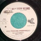 45-NAT TURNER REBELLION-LOVE,PEACE&UNDERSTANDING-WLP-NM