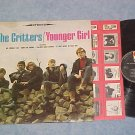 THE CRITTERS--YOUNGER GIRL-Stereo 1966 LP--Kapp KS-3485