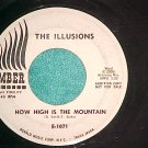 45-ILLUSIONS-HOW HIGH IS THE MOUNTAIN-Ember1071-WLPromo