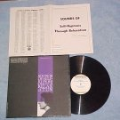 SOUNDS OF SELF-HYPNOSIS THROUGH RELAXATION--LP w/Insert
