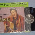 "ELVIS PRESLEY-THE BEST OF ELVIS-NM shrink 10"" France LP"