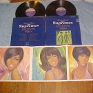 THE SUPREMES-GREATEST HITS-VG/VG+ '67 Dbl LP/VG+ Poster