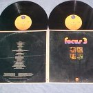 FOCUS--FOCUS 3--NM/VG+ 1973 Double LP--Sire SAS-3901
