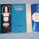 ANDY WILLIAMS-'64 Blue Vinyl Promo LP-His rarest record