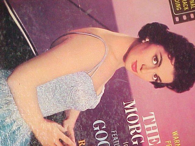 THE HELEN MORGAN STORY--1957 Sdk LP--Paul Newman ~Sexy~