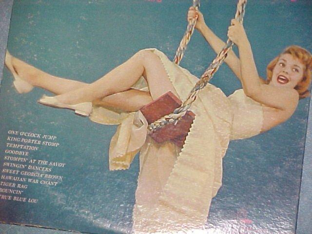 PHIL MARTIN ORCHESTRA-ONE O'CLOCK JUMP--LP ~Cheesecake~