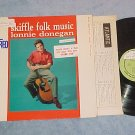 LONNIE DONEGAN--SKIFFLE FOLK MUSIC--VG+ Stereo 1960 LP