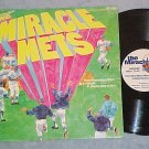 THE MIRACLE METS--NM 1969 LP--World Series Winners
