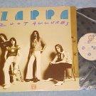 FRANK ZAPPA--ZOOT ALLURES--NM/VG++ 1976 LP--Warner Bros
