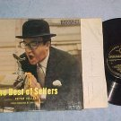 """PETER SELLERS-THE BEST OF SELLERS-10"""" NM/VG+ 1958 UK LP"""