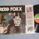 REDD FOXX--YOU GOTTA WASH YOUR ASS--NM shrink 1975 LP