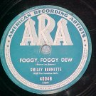 78--SMILEY BURNETTE--COOL WATER--1946--ARA 4004