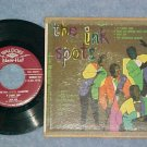 EP w/PS--THE INK SPOTS QUARTET--Waldorf Music Hall 173