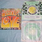 SUMMER OF LOVE-NM 1987 Rhino Cpltn Dbl LP-25 1967 Songs