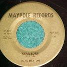 45-JOAN HEATON-DEAR LORD-c.1960-Private-Maypole 507-NM