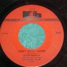 45-MICKEY KALMAN-CAN'T SETTLE DOWN-KB (Kay Bank), Mnpls