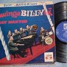 BILLY MAXTED-SWINGABILLYTY-Stereo 1961 LP--K & H KS-301