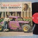 MARTY ROBBINS--DEVIL WOMAN--1962 LP--Columbia CL-1918