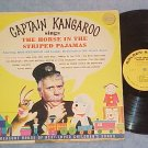 CAPTAIN KANGAROO-HORSE IN PAJAMAS--LP-Golden Record 116