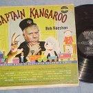 BOB KEESHAN--CAPTAIN KANGAROO--LP--Golden Record GLP-25
