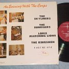 AN EVENING WITH THE CORPS-Vol. 1-NM/VG+ 1963 LP-Marches