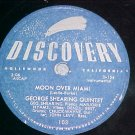 78-GEORGE SHEARING QNTT--MOON OVER MIAMI--Discovery 103