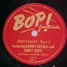 78-HOWARD McGHEE/BARNEY KESSEL/SONNY KRISS-'47-Bop! 112