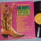 MUTT POSTON-HOE DOWN!-Vol 2-NM/VG+ 1966 Rural Rhythm LP