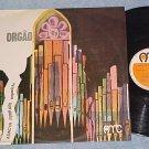 ADACYR FERRARI--ORGAO (Organ)--NM/VG++ '60's Brazil LP