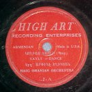 Armenian 78-HAIG OHANIAN ORCHESTRA-High Art(Highart)2/5