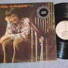 DICK FELLER--NO WORD ON ME--NM/VG+ 1974 WL Promo LP