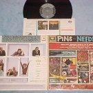 PINS AND NEEDLES--NM/VG++ 1962 Sdk LP w/Barbra Steisand