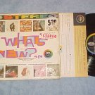 WHAT'S NEW ON CAPITOL--Vol 2--NM 1959 Stereo Sampler LP