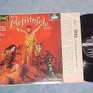 MEFISTOFELE--NM 1958 Stereo London ffss Blue Back LP