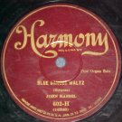 78-JOHN HASSEL--BLUE DANUBE WALTZ-Harmony 602-H--Organ