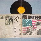JEFFERSON AIRPLANE--VOLUNTEERS--NM/VG+ 1971 LP