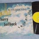 HARRY BOLLBACK-TERNAMENTE-VG+ '60 Brazil LP-Organ/Piano