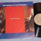 ART HODES AND TRUCK PARHAM--PLAIN OLD BLUES--NM 1965 LP