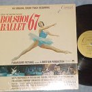 BOLSHOI BALLET 67-NM in shrink Stereo 1966 Movie Sdk LP