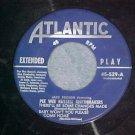 EP--PEE WEE RUSSELL RHYTHMAKERS-1952--Atlantic 529--VG+