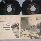Dbl EP w/PS-SHORTY ROGERS AND HIS GIANTS-1956--RCA 1195
