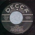 45--ROGER KING MOZIAN--LIMBO--1957--Decca 30349--VG+