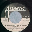 WLPromo45-CHARLES MINGUS-WEDNESDAY NIGHT PRAYER MEETING